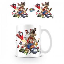 Super Mario Odyssey mok