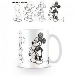 Disney Mickey Mouse Sketch...