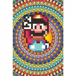 Super Mario power Ups maxi...